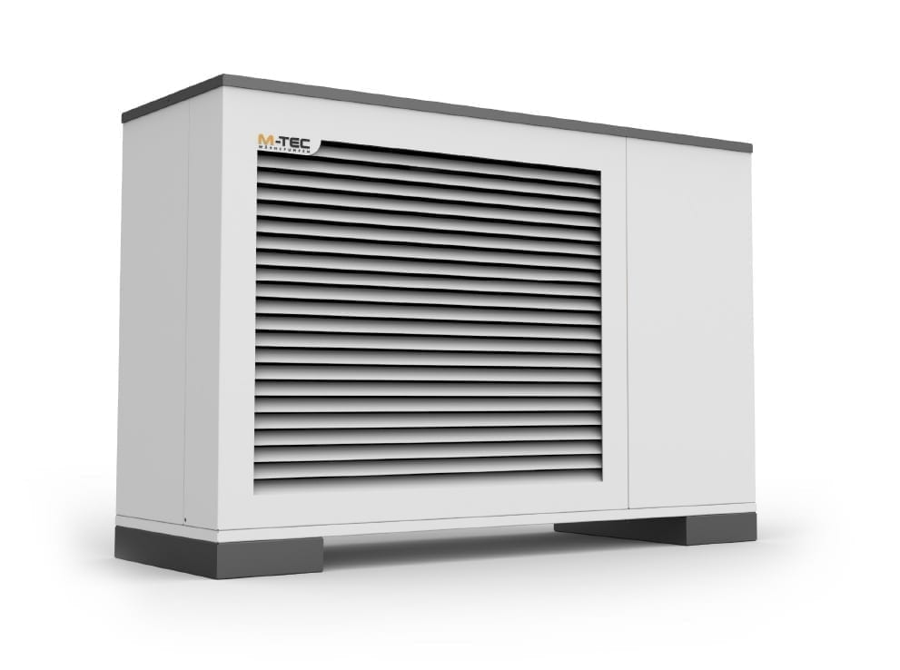 M-TEC Luftwärmepumpe Kompakt 2-17 KW