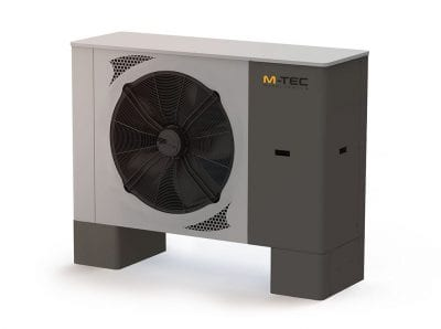 M-TEC Luftwärmepumpe Kompakt 12-26 KW