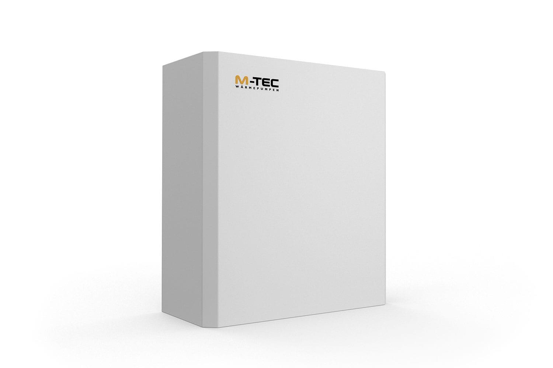 Modul für Passiv-Kühlen mit einer M-TEC Wärmepumpe