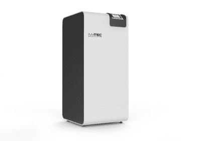 M-TEC Grundwasserwärmepumpe 4-18 kW mit Display